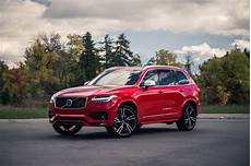Review 2016 Volvo Xc90 T6 R Design Canadian Auto Review