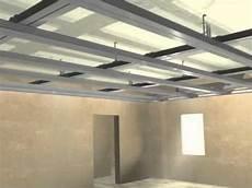 Trockenbau Decke Abhängen - trockenbau decken abhaengen wmv