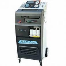 station de recharge automatique de climatisation automobile