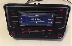 original vw volkswagen oem radio bluetooth cd mp3 usb sd