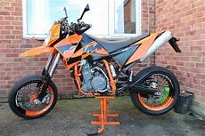Ktm Lc4 640 Supermoto Sm Lc4 640 Orange In Bridgwater