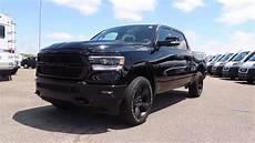 2020 Dodge Ram For Sale by 2019 Ram 1500 Bighorn Blackout