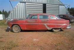 No Reserve 1954 Hudson Super Wasp Hollywood Project For