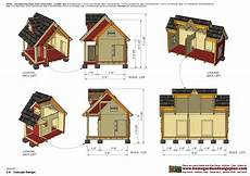 insulated dog house building plans home garden plans dh301 insulated dog house plans dog