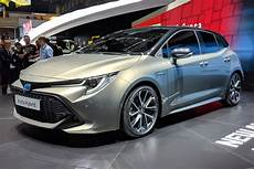 toyota corolla hybride 2019 new 2019 toyota corolla could gain hybrid grmn model auto express