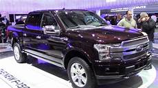 2018 Ford F150 And Its New Engines At The Toronto