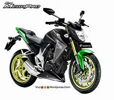 Modifikasi Megapro 2012 by Design Modifikasi Megapro Fighter Vixy182 S