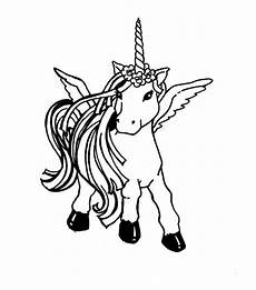 Malvorlagen Wings Unicorn Unicorn With Wing Coloring Pages Coloring Page