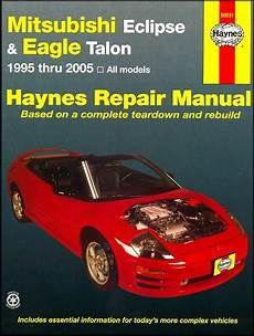 free online auto service manuals 1993 mitsubishi eclipse navigation system mitsubishi eclipse eagle talon repair workshop manual 1995 2005