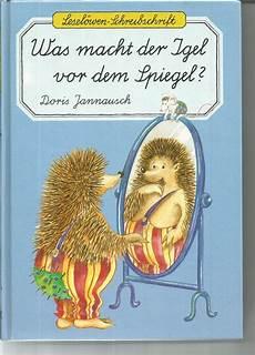 Ausmalbild Igel Mit Spiegel Was Macht Der Igel Vor Dem Spiegel Doris Jannausch Zu