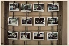 bilderrahmen mit wäscheklammern bilderrahmen selber machen f 252 r eine tolle dekoration oder