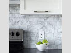 "Smart Tiles Mosaik Metro Carrera 11.56"" x 8.38"" Peel"