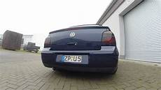 vw golf iv cabrio 1 8l 66kw fox sportauspuff exhaust by