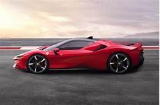 sf90 stradale hybrid is most powerful ferrari road car yet autocar
