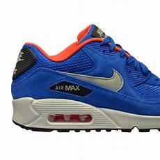 nike nike air max 90 essential electric blue b 8