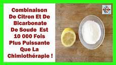 la combinaison citron bicarbonate de soude est 10000