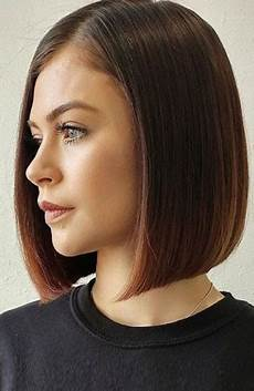 How To Style Blunt Cut Hair 10 trendy blunt cut haircuts for the trend spotter