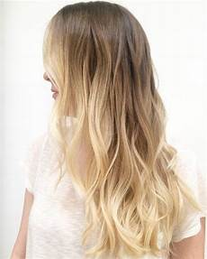 ombre look blond 40 beautiful balayage looks