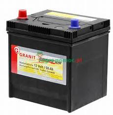 battery 12v 50ah filled 58555042g spare parts for