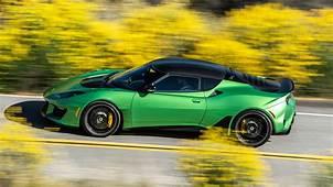 The 2020 Lotus Evora GT Provides Plenty Of Dash Without