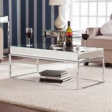 Coffee Tables Mirrored