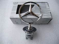 Mercedes Originale 201 Toile Embl 232 Me Pour Capot Avec