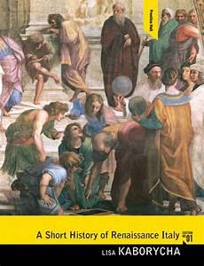 kaborycha short history of renaissance italy a pearson
