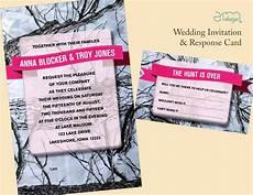 Mossy Oak Camo Wedding Invitations
