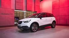 Neue Opel Modelle - genfer autosalon 2017 crossland x grandland x neue