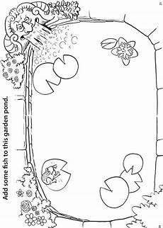 free coloring pages pond animals 17411 17 best images about pond theme unit on cycles pond habitat and ducks