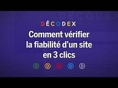 comment v 233 rifier la fiabilit 233 d un site en 3 clics
