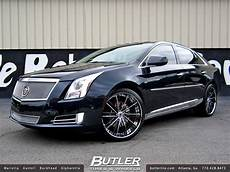 cadillac xts with 22in asanti cx193 wheels a photo on