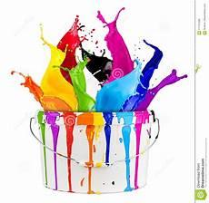 paint bucket color splash image of background 117751266