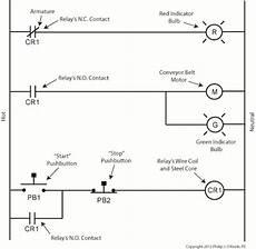 ladder logic symbols schematic schematics diagram