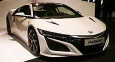 2019 honda nsx gets performance updates ahead of launch