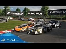 Gran Turismo Sport Psx 2016 Trailer Ps4