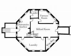 octagon shape house plans octagon house plans vintage custom octagonal home design
