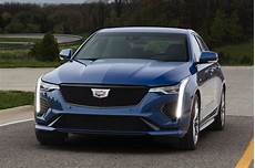 2020 cadillac ct4 v lands with a 320 hp 2 7l turbo gm authority