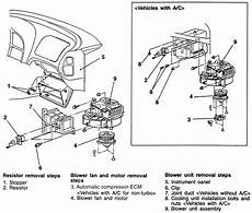 Repair Guides Blower Motor Removal Installation