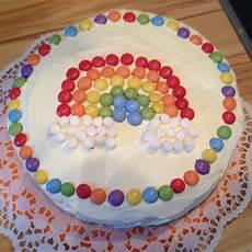 einfaches rezept fuer regenbogen einfaches rezept f 252 r einen rainbow cake regenbogen