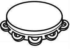 Ausmalbilder Orff Instrumente Kostenlose Malvorlage Musik Tamburin Zum Ausmalen