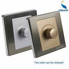 luxury rotating triac dimmer switch wall switch for light l light dimmer switch 200w 250v 86