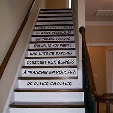 Stickers L Escalier Stick