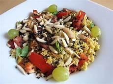 Couscous Salat Einfach - rezept couscous salat in 5 farben einfach und trotzdem