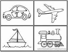 transportation vehicles coloring pages 16403 vehicle activities actividades infantiles transporte actividades