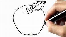 comment dessiner une comment dessiner une pomme