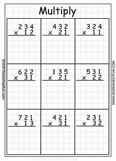 multiplication worksheets x2 4678 multiply 3d by 2d w 1 multiplication worksheets free multiplication worksheets math worksheets