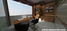 Biaya Desain 1view Interior Ruang Direktur 400ribu Jasa