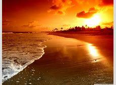 Beach Sunrise Wallpaper   Best Wallpapers HD Gallery