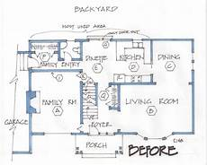 leave it to beaver house floor plan well considered addition makes for amazing changes to home